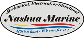 Boat Repairs, Mechanical Electrical, Fiberglass and Gelcoat. Nashua, NH